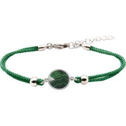 Bracelet Fer à Cheval Malachite - LABISE
