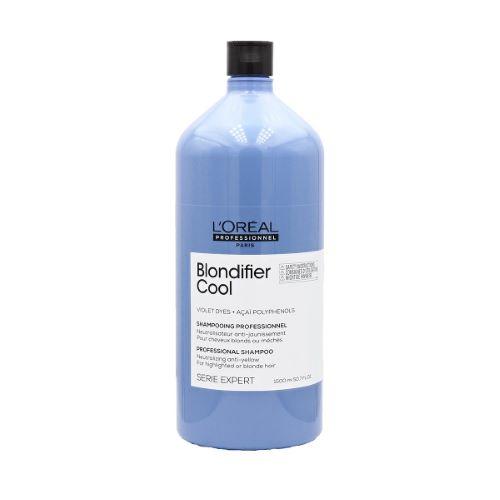 Shampooing Blondifier Cool L'Oréal 1500ml