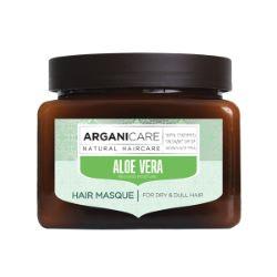 Masque Capillaire Hydratant Aloe Vera 400ml Arganicare