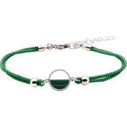 Bracelet Demi-Lune Malachite - LABISE