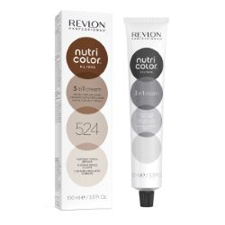 Nutri Color Filters Revlon 100ml - 524 Chatain Perlé Cuivré