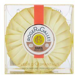 Savon Frais Boîte Cristal Fleur d'Osmanthus Roger Gallet - 100g