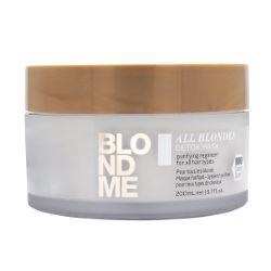 Masque Purifiant Pour Tous Les Blonds BLONDME 200ml