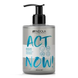Shampooing Hydratant Act Now Indola 300ml