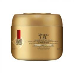 Masque Mythic Oil Cheveux épais  L'Oréal 75ml