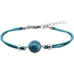 Bracelet Coton Cabochon Apatite - LABISE