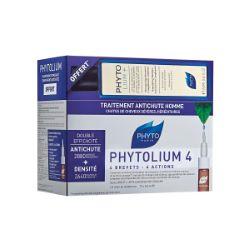 Phytolium 4 - Traitement AntiChute Homme - Phyto 12x3,5ml