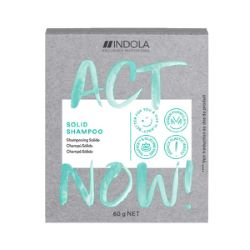 Shampooing Solide Act Now 60g Indola