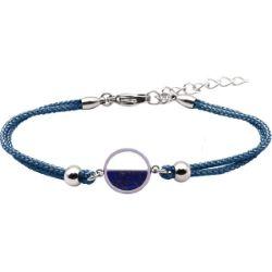 Bracelet Demi-Lune Lapis Lazuli - LABISE