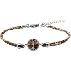Bracelet Arbre de Vie Oeil de Tigre - LABISE