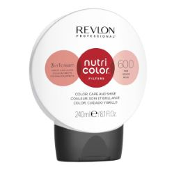 Nutri Color Filters 240ml - 600 Rouge