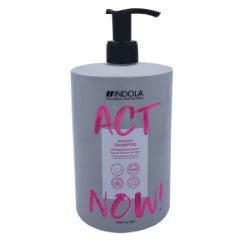 Shampooing Soin Couleur Act Now Indola 1000ml