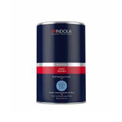 Décoloration Rapid Blond Bleue Indola 450g