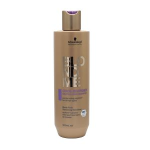 Shampooing Neutralisant Blonds Froids BLONDME 300ml