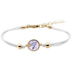 Bracelet Fer à Cheval Howlite - LABISE