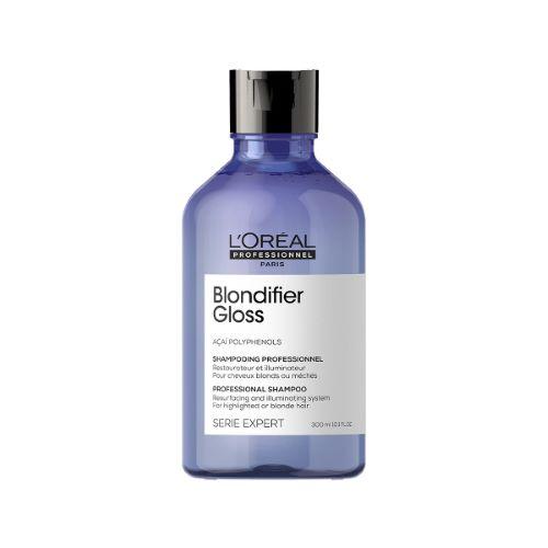 Blondifier Gloss Shampoing Illuminateur Cheveux Blonds L'Oréal 300ml
