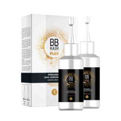 Permanente sans amoniaque Cheveux naturels N°1 BBHair Plex Generik