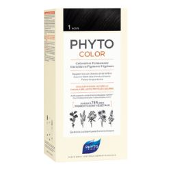 Coloration Permanente Pigments Végétaux Color Phyto