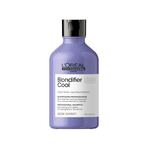 Blondifier Cool Shampoing Neutralisant Cheveux Blonds L'Oréal 300ml