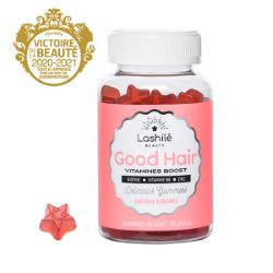 Gummies Vegan Good Hair Vitamines Boost Lashilé x60