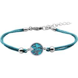 Bracelet Fer à Cheval Chrysocolle - LABISE