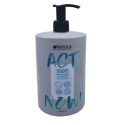 Shampooing Hydratant Act Now Indola 1000ml