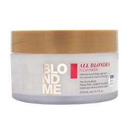 Masque Riche Pour Tous Les Blonds BLONDME 200ml