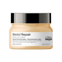 Absolut Repair Masque Restructurant Cheveux Abîmés L'Oréal 250ml