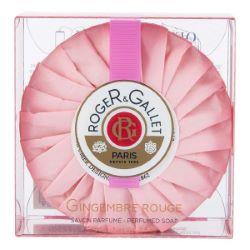Savon Frais Boîte Cristal Gingembre Rouge Roger Gallet - 100g