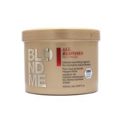 Masque Riche Pour Tous Les Blonds BLONDME 500ml