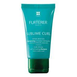Shampooing Curl René Furterer Format Voyage 50ml