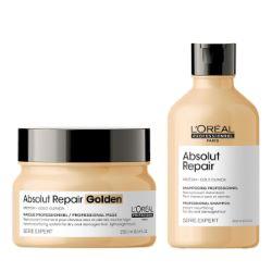 Duo Absolut Repair Golden L'Oréal