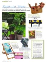 """Unser Picknickkorb """"Saint-Germain"""" in der Zeitschrift Homes & Gardens"""