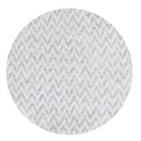Women's stole/pashmina in Silver grey Herringbone pattern