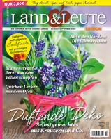 Zeitschrift Land & Leute