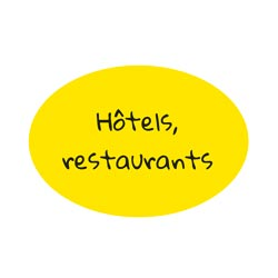 hotêls et restaurants