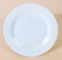Small plate in melamine