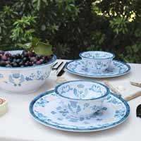 Small bowl - 100% melamine - 15 cm - Lisbon