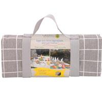 """Waterproof picnic blanket """"Concorde"""" XXL (280 x 140 cm)"""