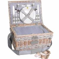 Chaumont Picnic Basket for 2 people