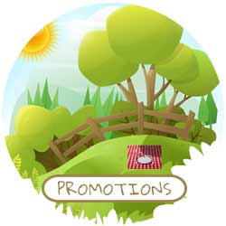 Our packs: Promotions