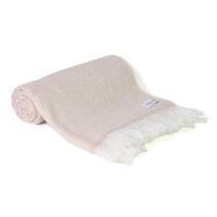 Manta ligera de cachemir y lana con estampado Diamante : Camel