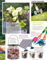 "Our ""Tropical Birds"" salad servers in Modern Gardens magazine"