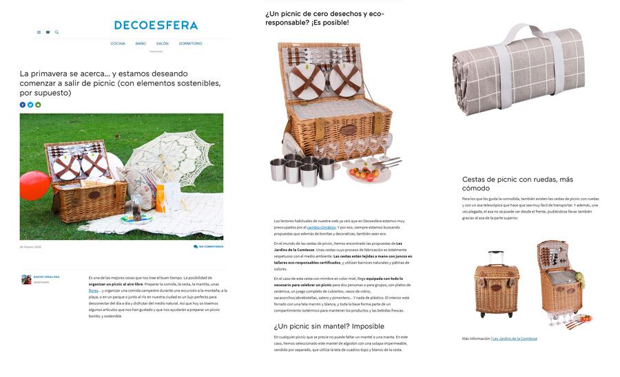 Decoesfera para los nuevos partidos de cesta