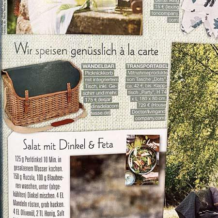 artikel für den saint-honoré-korb