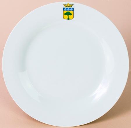 Plate 20,5 cm thin