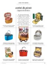 """Il nostro cestino """"Bel Air"""" nella rivista CasaFacile"""