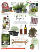 """Our """"Saumur"""" picnic basket in French Property magazine"""