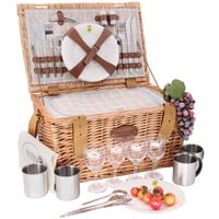 "Picnic basket ""Concorde"" - 4 people"