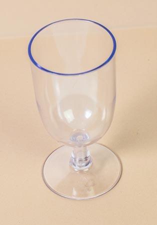 Acrylic glass - 13cm  - 20 cl
